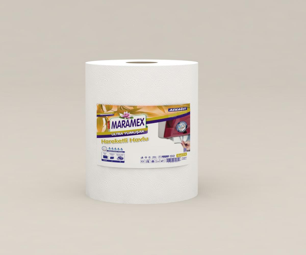 Maramex Hareketli Kağıt Havlu