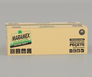 Maramex Garson Katlama Peçete Kutu